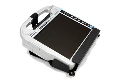 GUIDER-V model-TH2専用トレイ 装着イメージ