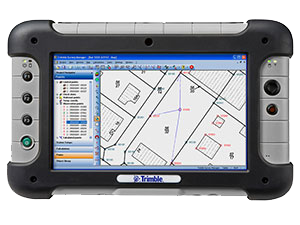 Trimble Access – Spatial Imaging